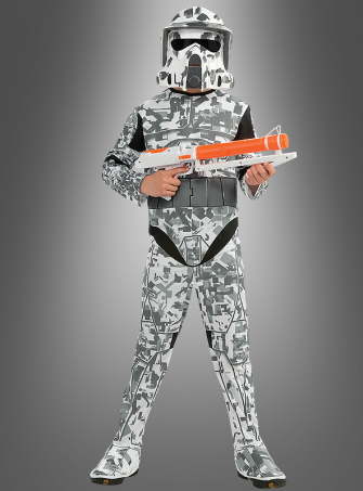 ARF Trooper The Clone Wars children costume