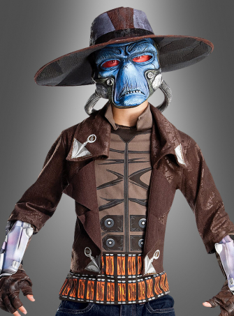 Cad Bane DELUXE  Star Wars The Clone Wars children costume
