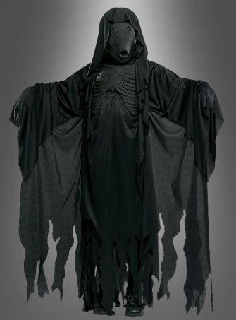 Child Dementor Harry Potter