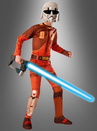 Ezra Costume Star Wars Rebels