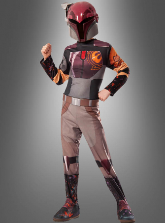 Sabine Rebels Costume