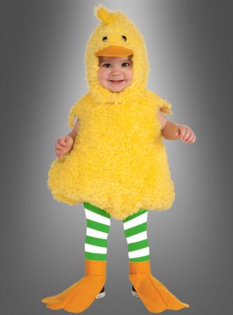 Quackie Duck baby costume