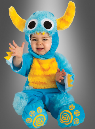 Mister Monster child costume