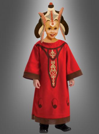 Red Queen Amidala Romper