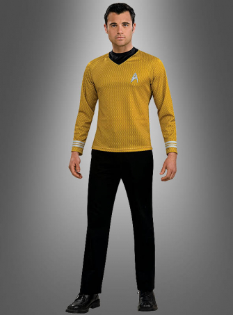 Star Trek Shirt Captain Kirk