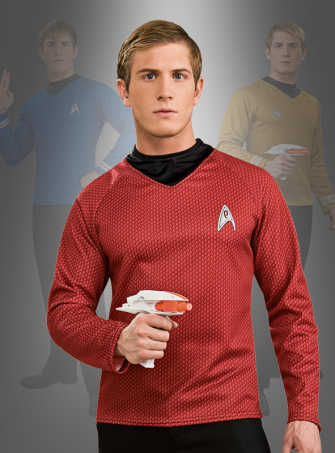 STAR TREK Shirt  Scotty red Movie XI