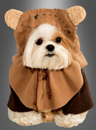Ewok Pet Costume Star Wars