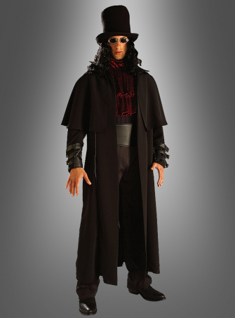 The Lord of the darkness costume