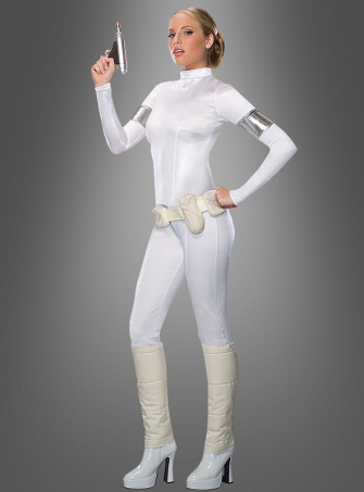 Amidala Star Wars Costume adult 1 piece