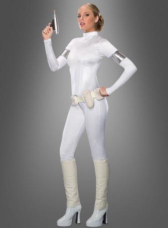 Padme Amidala Kostüm Einteiler STAR WARS