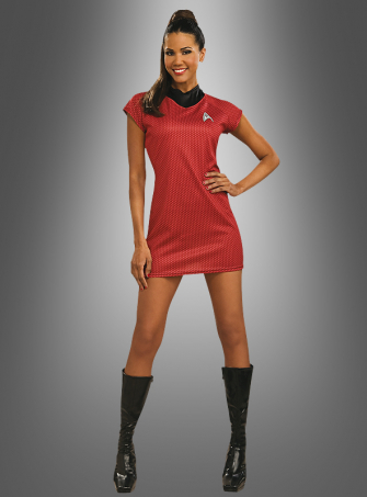 Star Trek Film XI Uhura Kleid Deluxe