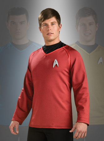 Star Trek Film XI Grand Heritage Shirt rot