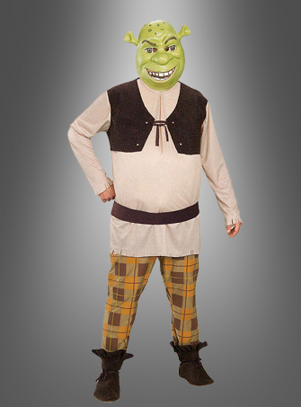 Adult deluxe Shrek