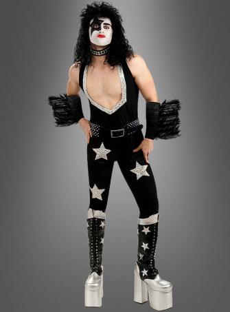 Kiss Kostüm Starchild Deluxe Sammler Edition