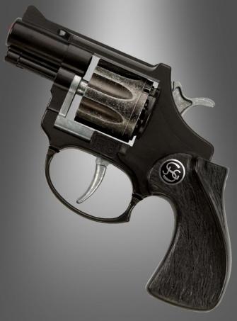R8 Pistole für Agenten