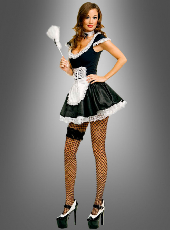 Busy French Maid