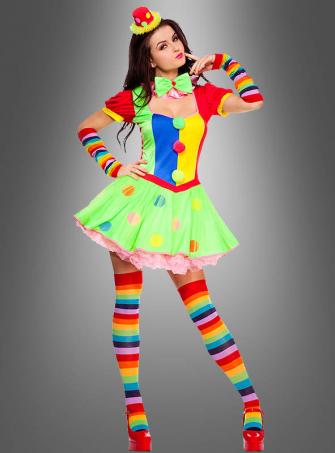 Sexy Clownfrau