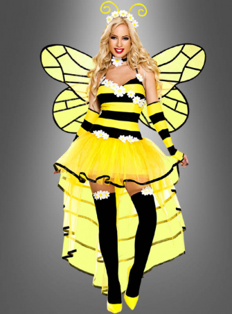 Sexy Bienenkostüm Maya