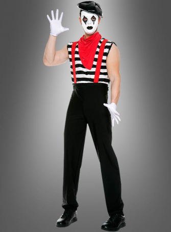 Pantomime Costume for Men