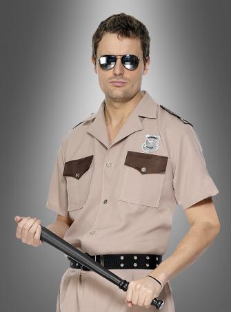 Polizeistock Schlagstock Gummiknüppel