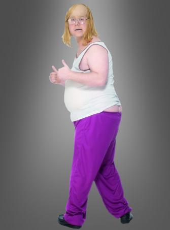 Little Britain Andy costume