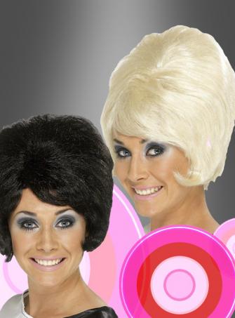 60s Beehive Wig blonde