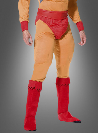 Red Hero Costume Kit