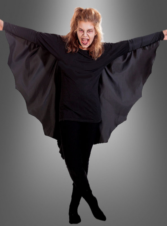 Bat Cape for Women