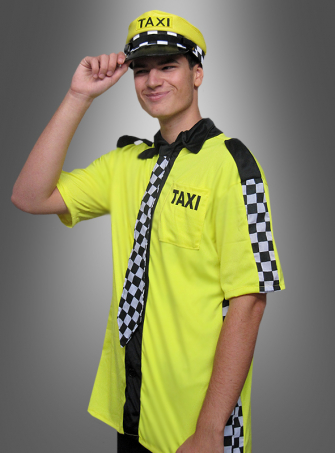 TAXI Man Costume