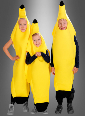 Banana Costume Children