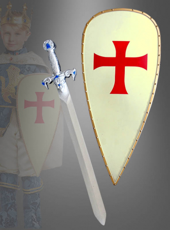 Knights of the Cross Shield and Sword