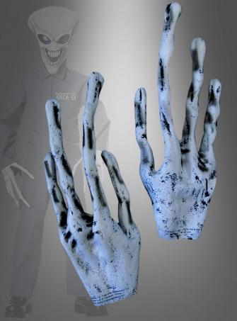 Alien Hands for Kids