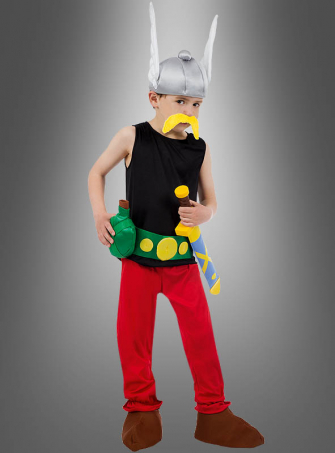 Asterix Children Costume Original