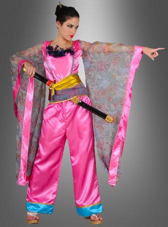 Geisha Kämpferin deluxe