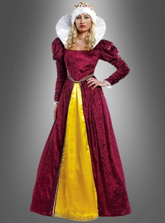 Queen Elisabetha Costume