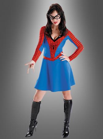 Spidergirl Classic Adult