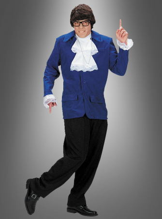 Austin Powers licensed costume