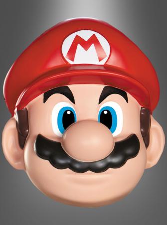 Super Mario Mask Adult