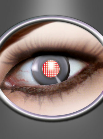 Contact lenses robot androit