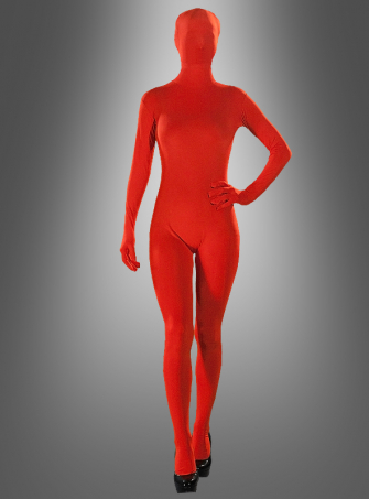 Speedsuit red