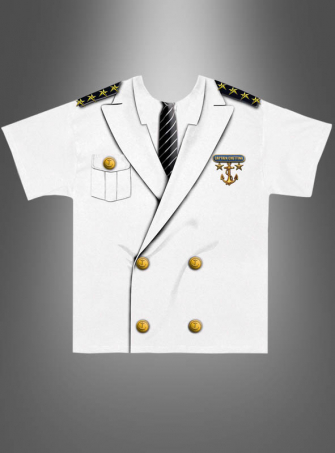 T-Shirt Kapitän