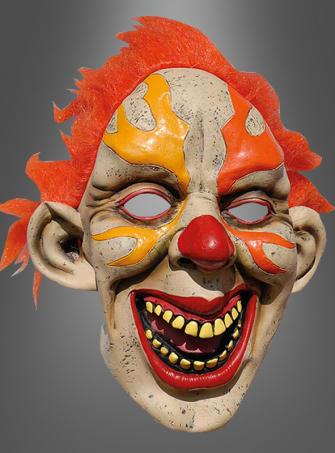 Clown Mask Firebug