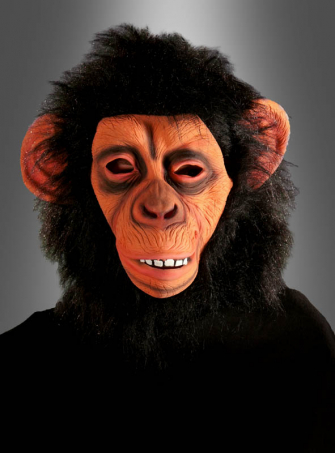 Chimpanzee Monkey Mask