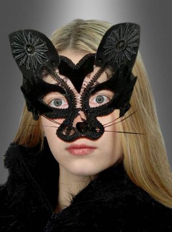Augenmaske Katze