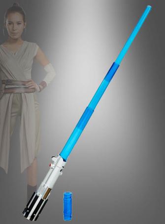 Star Wars Rey Bladebuilders Lightsaber