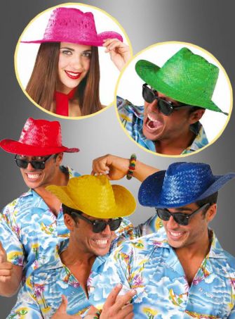 Straw Hats for Women and Men