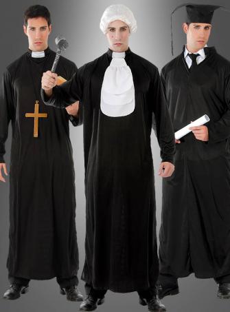 3-in-1 Costume Judge Priest Graduate