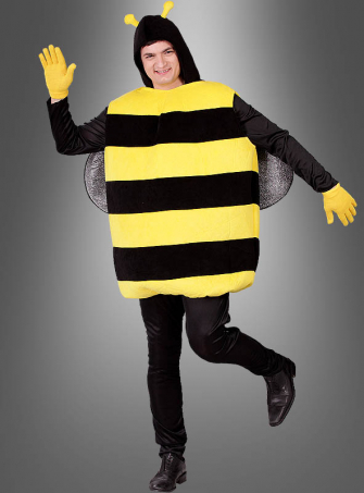 Bumblebee Costume Adult