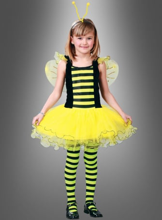 Busy Bumblebee Costume for Girls