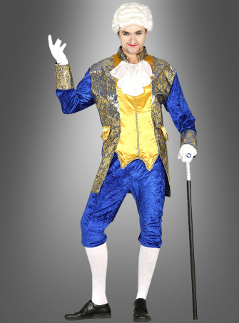 Blue Baron Costume